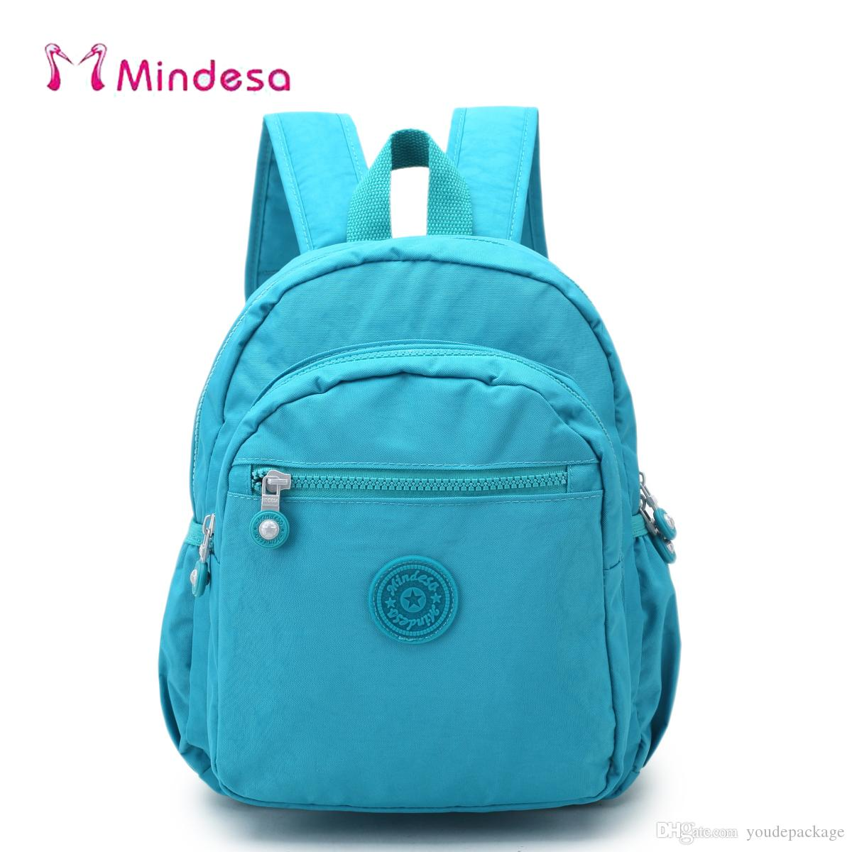 Mindesa New Mini Backpacks For Teenage Girls Youth Trend Schoolbag ...