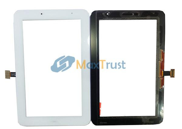 """Top Quality 7.0"""" For Samsung Galaxy Tab 2 P3110 GT-P3110 Touch Screen Digitizer Front Glass Panel Sensor Black White Color"""