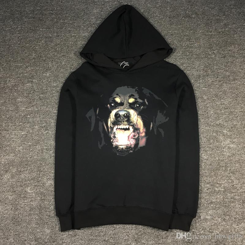 cc413154c4231 2019 Fashion Classic Rottweiler Hoodie Punk Style Hooded Sweatshirt Fleece  Christmas Hood For Men Women Jogger Jersey Sweaters YDG0824 From Hhwq105