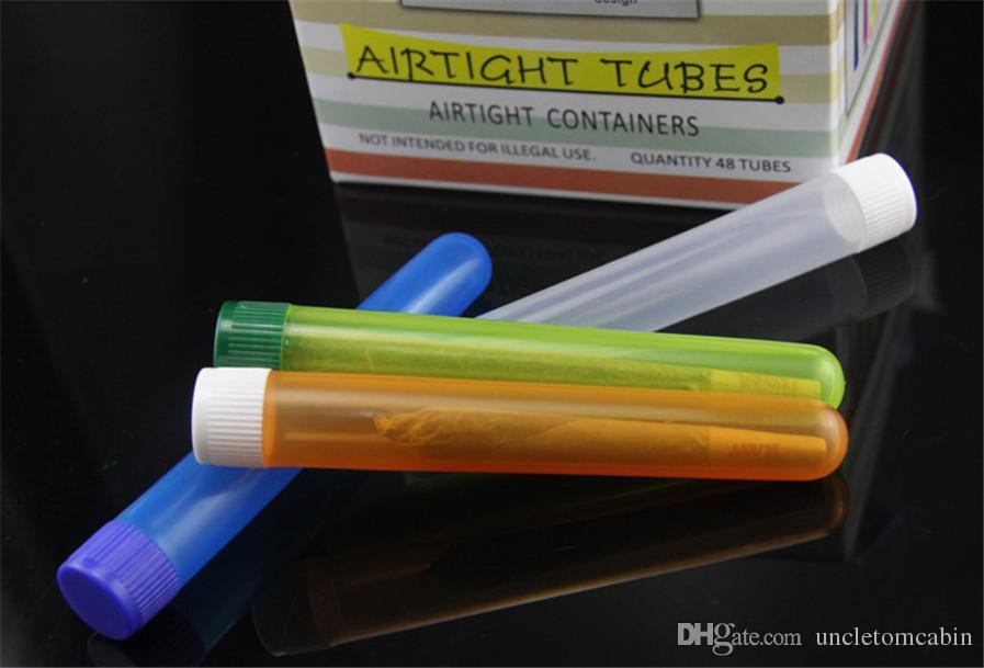 Дуб труба сигарета хранение Конуса Роллинг бумажной трубка Герметичной Упаковка Tube колба Tube Дуб Водонепроницаемая коробка для 78мм Роллинг конуса