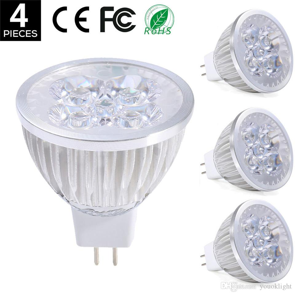 2018 Youoklight Mr16 4w Dc12v Warm White 3000k 320lm Led Bulbs Led ...