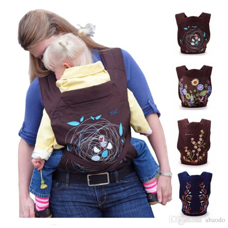 373d84d0bad AbaoDo Classical X Style Baby Carrier Cotton 3 in 1 Infant Carrier ...