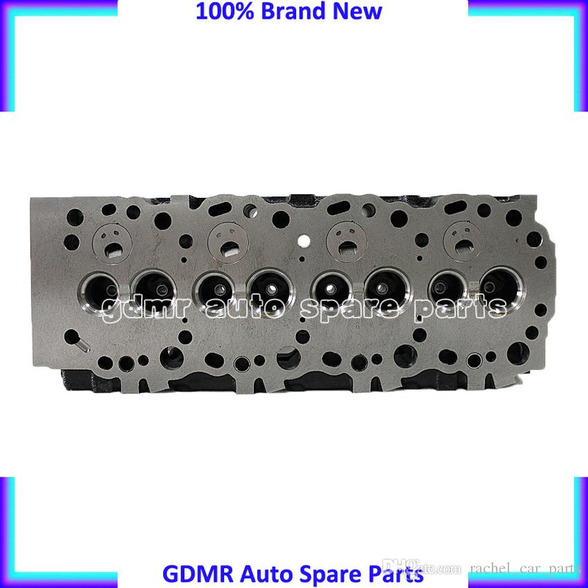 Diesel engine casting iron 11101-54111 AMC 909 052 cylinder head 2L2 for toyota Hilux 2400 Hiace 2.4D