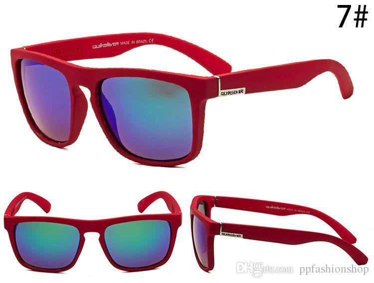 2017 de alta calidad QUIKSILVER moda nuevas gafas de sol QS731 al por mayor envío libre de DHL