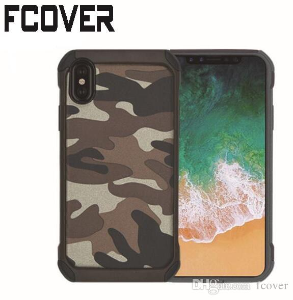 hybrid armor camouflage for apple iphone x case iphone 5 6 6s plus 7hybrid armor camouflage for apple iphone x case iphone 5 6 6s plus 7 8 plus case shockproof protective pc tpu soft gel skin back cover mobile phone cases