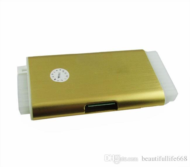 Fabrika fiyatı ! Çok fonksiyonlu Dijital LCD Güç Kaynağı Test Cihazı PC atx Güç Kaynağı Test 20/24 pin SATA HDD ATX BTX Bilgisayar Checker