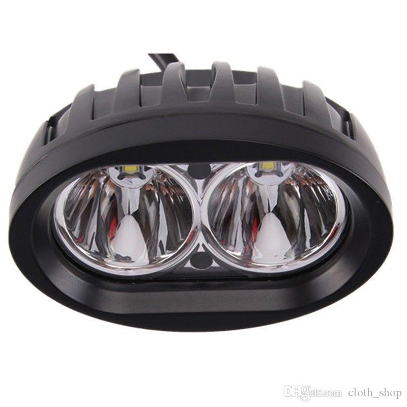 See larger image  sc 1 st  DHgate.com & 2017 New Oval 20w Cree Led Work Light Spot Offroad Fog Lamp ... azcodes.com