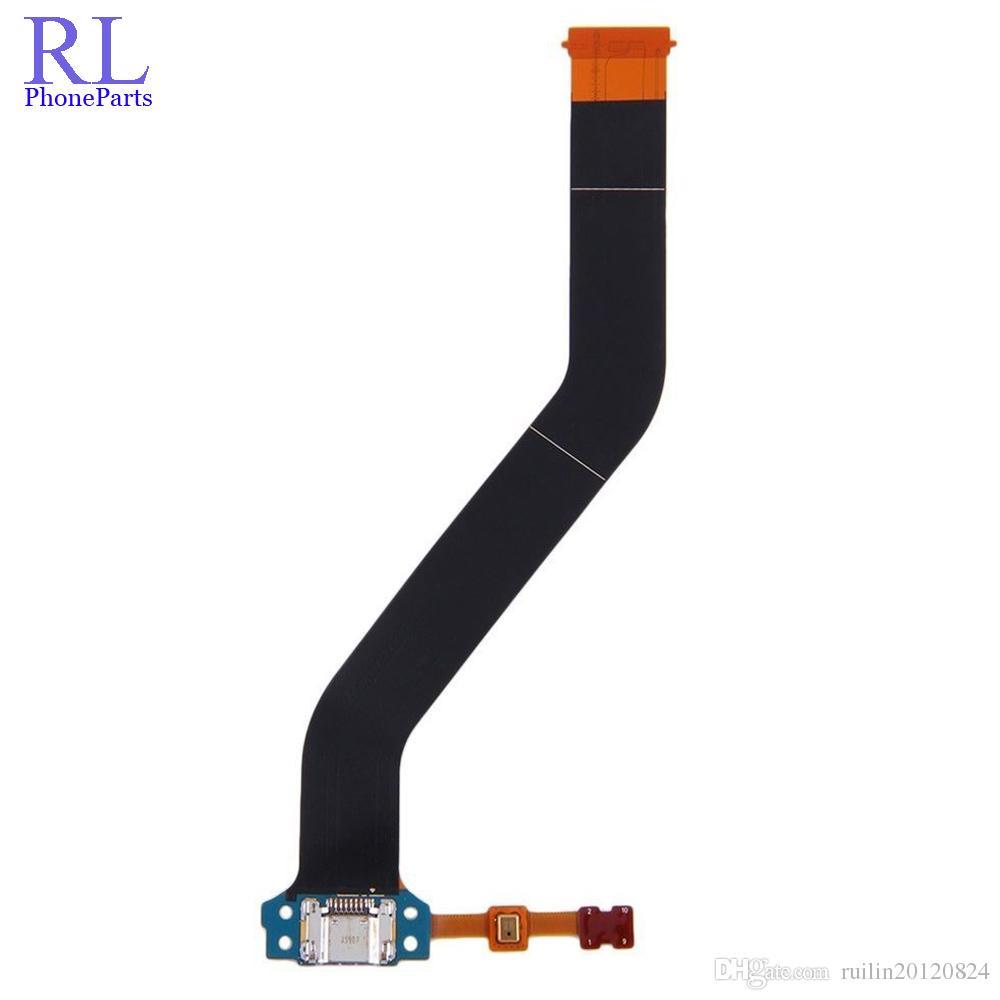 10 шт. / лот для Samsung Galaxy Tab 4 10.1 T530 T531 T535 зарядки док зарядное устройство разъем USB порт Mic Flex кабель ленты RL