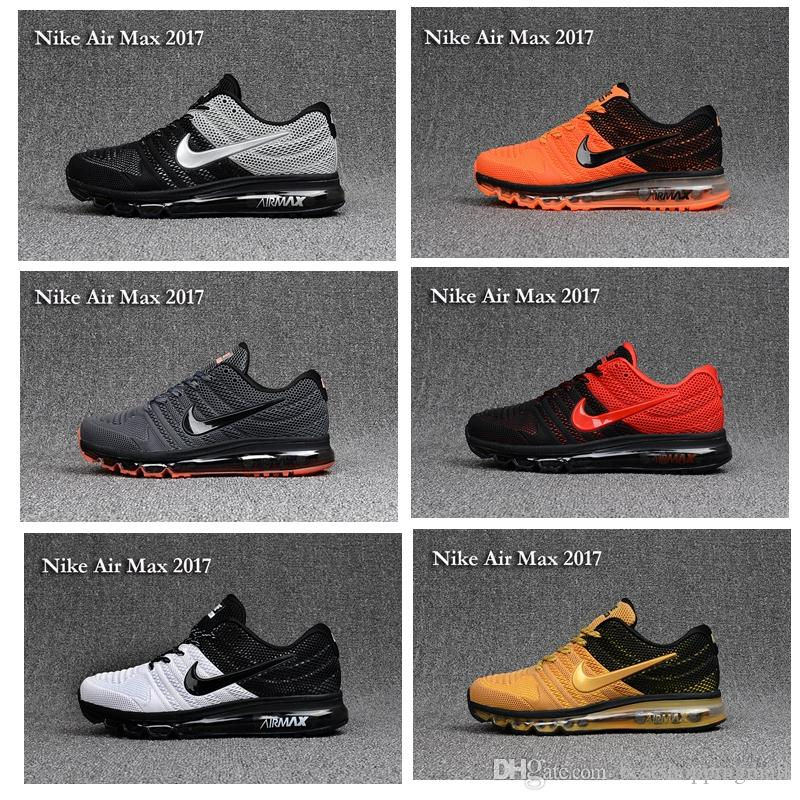 143f20aa82 2019 AIR Max 2017 The Air Three Generation Nanotechnology KPU Material  Breaking And Durable Shoes High Quality Sport Shoes EUR7 13 From  Bestshoppingmall, ...
