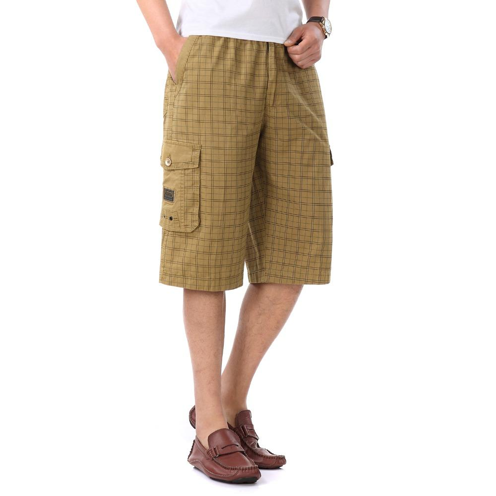2017 Wholesale Chinese Man Cargo Shorts With Baggy Pockets Men'S ...