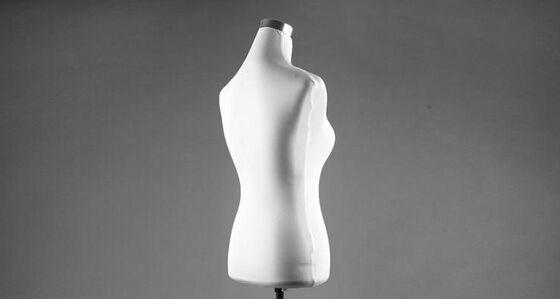 ! female manikin,manichino,dress forms clothing window display mannequins female bust cloth wedding sweater impressions M00416