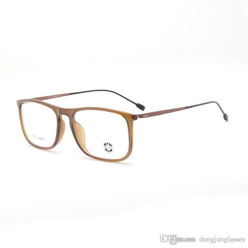 2018 No.7307 Latest Eyeglass Frames For Women Men Ultem Frames ...