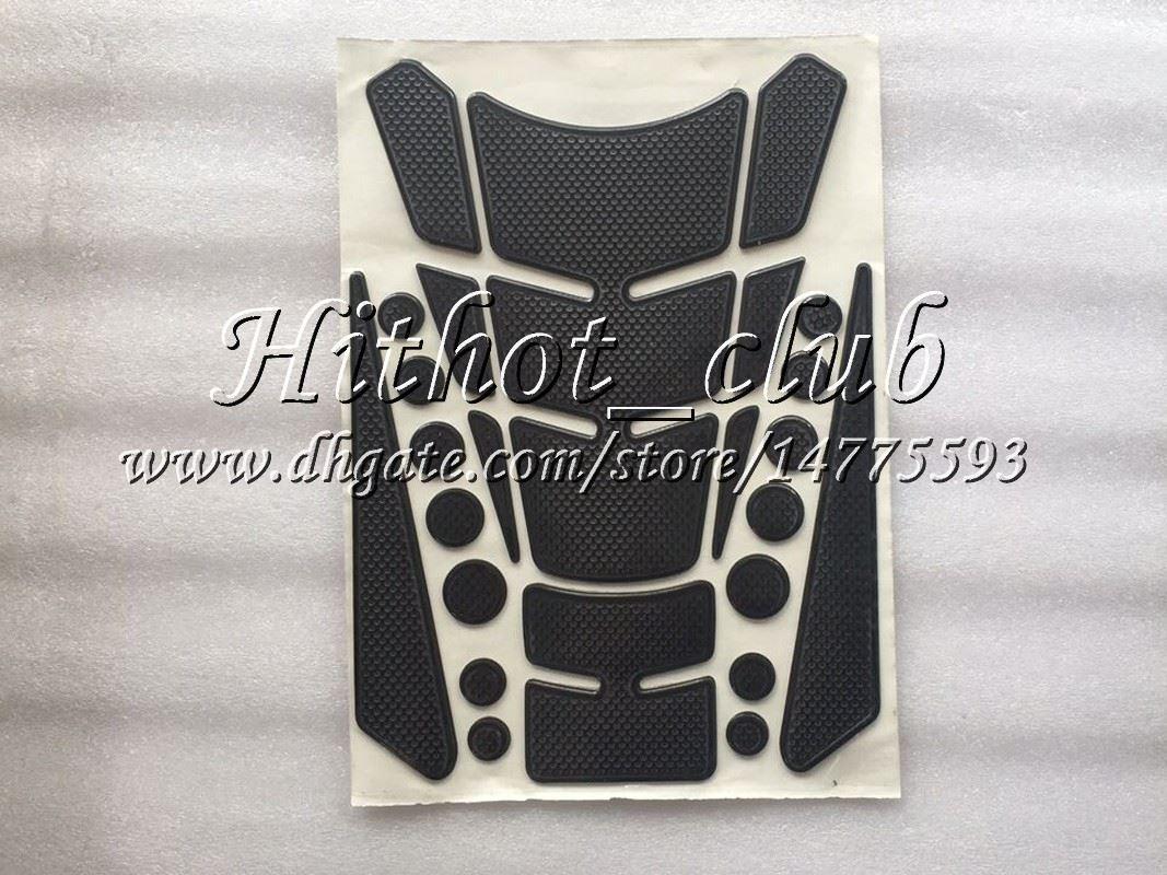 23 colores 3D de fibra de carbono del tanque de gas Pad Pad Protector para SUZUKI GSXR1300 Hayabusa GSXR 1300 96 97 98 99 00 01 02 03 04 05 07 Etiqueta engomada de la tapa del tanque 3D