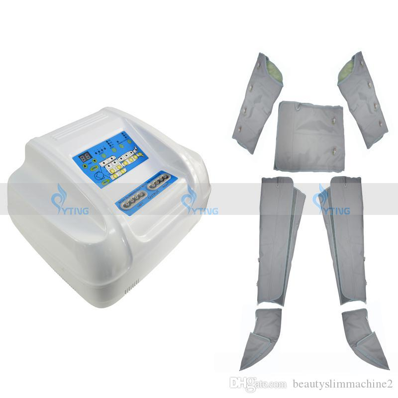 Hava Dalgası Basınç Battaniye Infrared Pressotherapy Lenf Drenaj Makinesi Vücut Wrap Suit Zayıflama Detoks Güzellik Masaj Ekipmanları FIR Isı