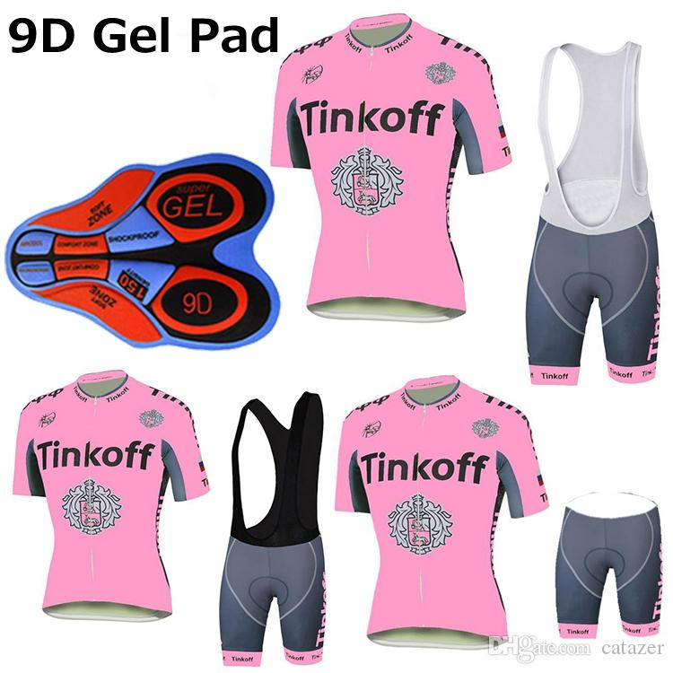 Pink Cycling Jerseys Summer Style para mujer MTB Ropa Ciclismo XS-3XL Bike Wear con 9D Gel Pad Shorts Cycling Jersey Set
