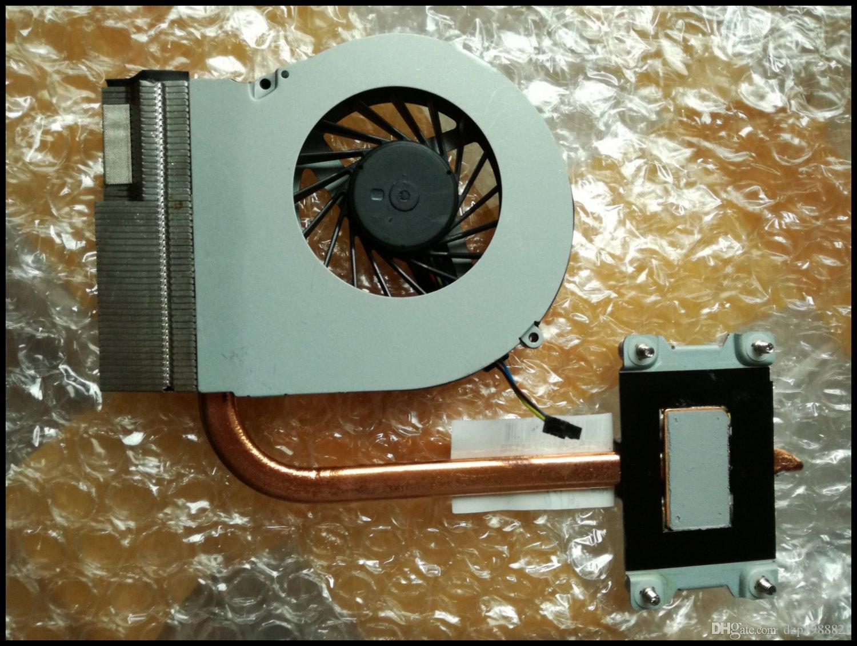 NOUVEAU coole pour HP G4-2000 G6-2000 G7-2000 CPU radiateur de refroidissement avec ventilateur 683191-001 683193-001 680549-001 685477-001 4GR33HSTP60