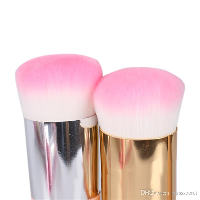 Hello Kitty Single Makeup Brush Face Foundation Powder Brush Cosmetic BB Cream Blush Brushes Kitty Make up Brush Protabl KT Makeup Tool