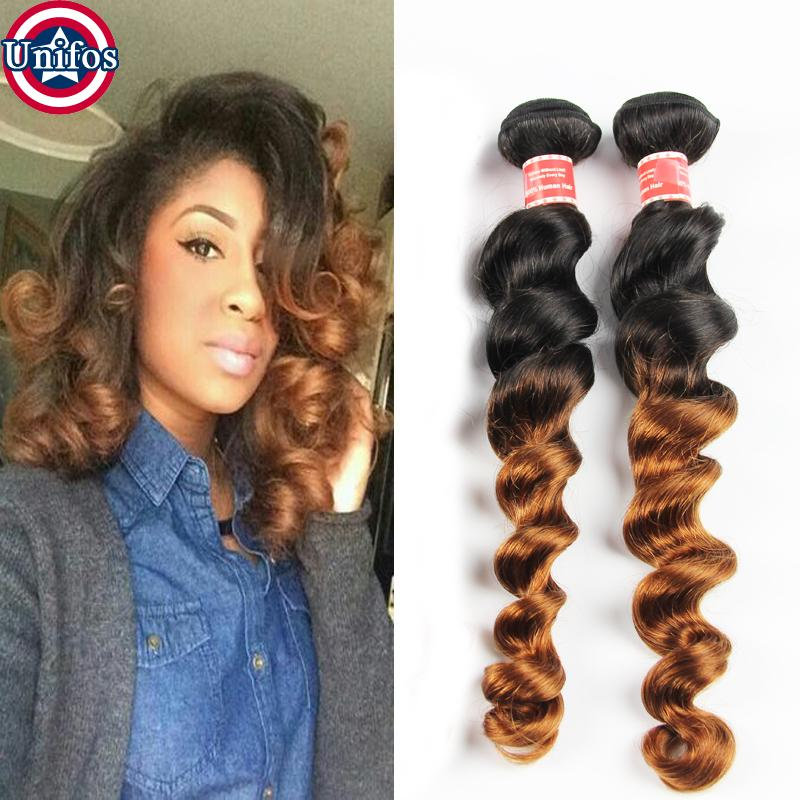 Cheap ombre brown loose wave brazilian virgin hair weave 2 bundles cheap ombre brown loose wave brazilian virgin hair weave 2 bundles 1b 30 chestnut color ombre loose wave human hair extensions unifos hair weave styles pmusecretfo Gallery