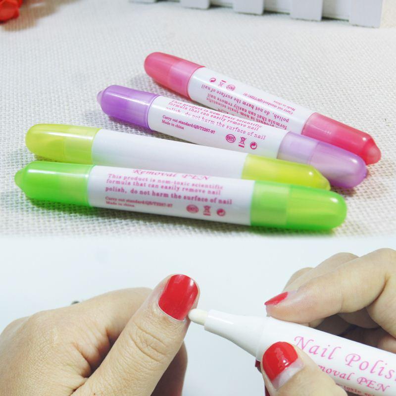 Nail Art Corrector Pen Remove Mistakes + 3 Tips Newest Nail Polish ...
