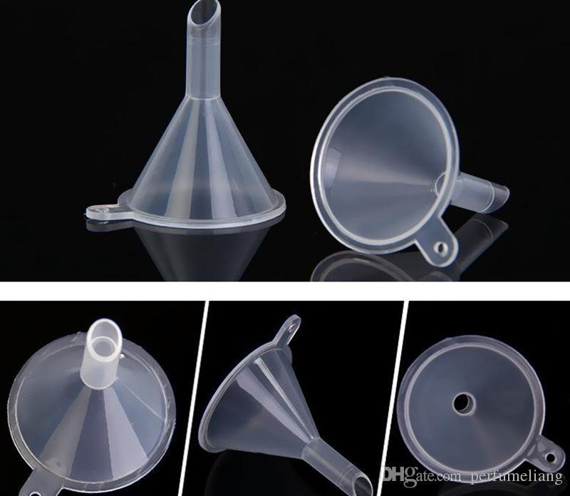 Mini Edelstahl Trichter mit Füllwerkzeuge Für Öl Parfüm