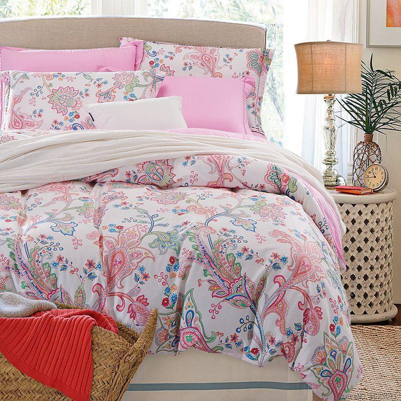 Großhandel Wholesale American Style 3d Bettwäsche Set Blumen