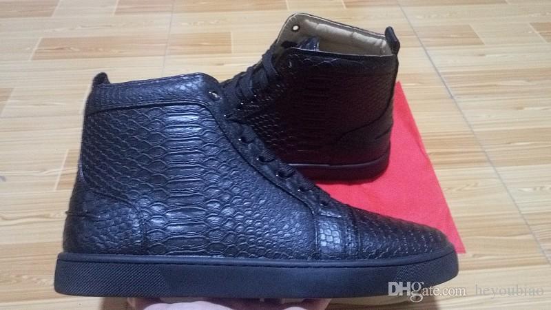 5978fd16ab Compre Sapatilhas Sapatos Casuais Sapatilhas Sapatos Casuais Sapatos De  Luxo Homens E Mulheres Sapatos De Grife De Couro Genuíno De Heyoubiao