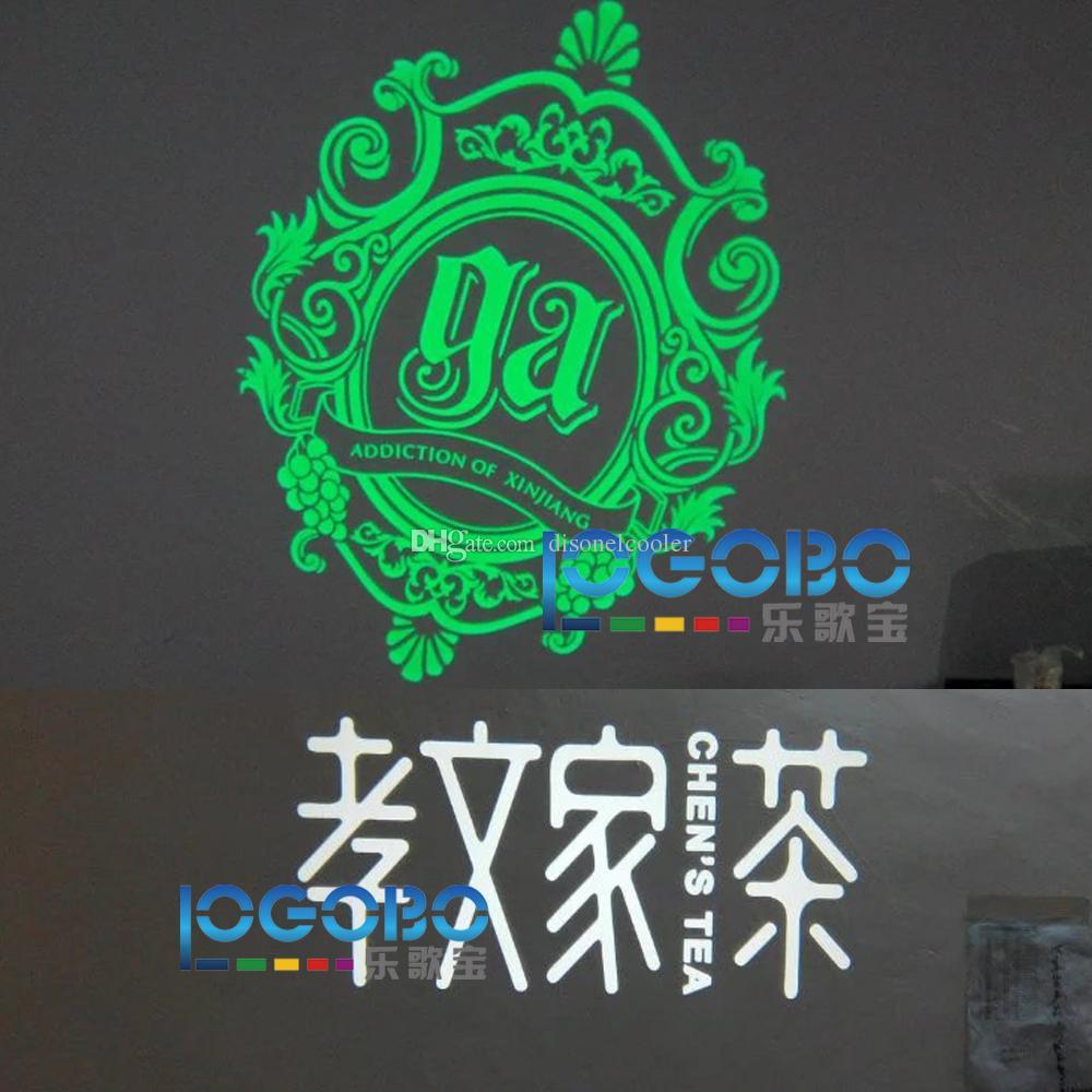 Cheap Gobo Factory Shop 10W LED Custom Decorations Overhead Gobo Logo Projector Lightings Stage Pattern Holder DJ Lighting,