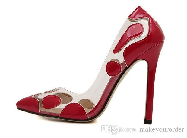 Vendedor caliente del partido del color del dedo del pie puntiagudo mujeres delgadas de tacón alto sexy nice lady party dress shoe 306