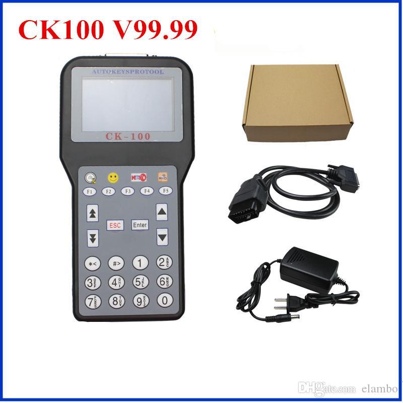 Programmatore chiave ck100 V99.99 Chiave transponder SBB Ultima generazione ck100 key pro Multi-brand Auto e multi-lingua