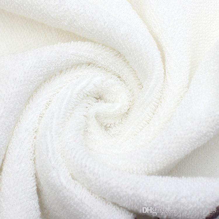 Yüksek kaliteli / set pamuk banyo havlusu seti jogo de toalhas de banho banyo havlusu markanın 2adet yüz havlusu
