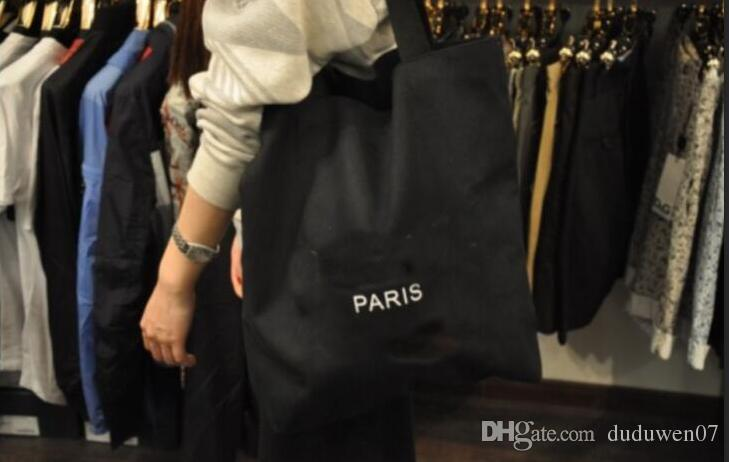 la moda famoso C Canvan compras bolsa de playa bolsa de lujo de la caja de almacenamiento de asas del viaje de las mujeres lavan maquillaje cosmético del bolso