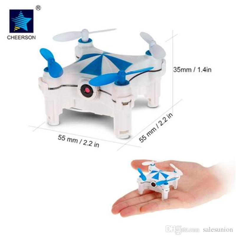 Cheerson CX-OF 2.4G 4CH Optical Flow sensor 0.3MP Camera Drone Wifi FPV Quadcopter Mini Drone Selfie Height Hold RC Drones