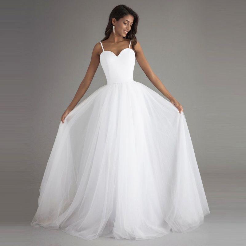 Discount Designer Wedding Gowns: Discount Sexy Simple Cheap Beach Wedding Dresses Designer
