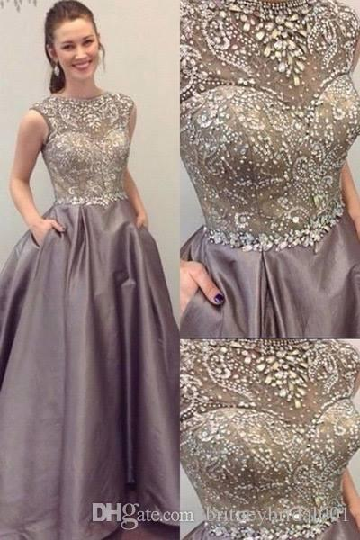 Latest long dress 2018
