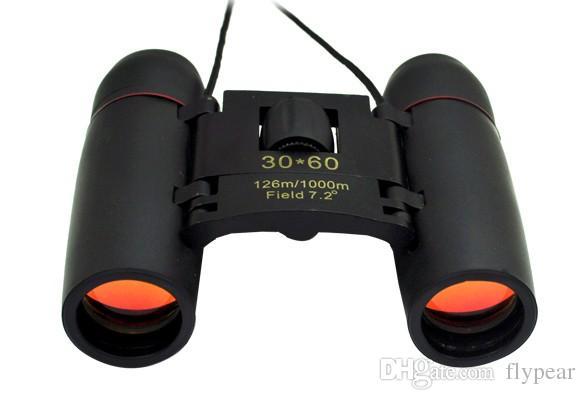 Großhandel 30 * 60 vision zoom teleskop fernglas von flypear $9.05