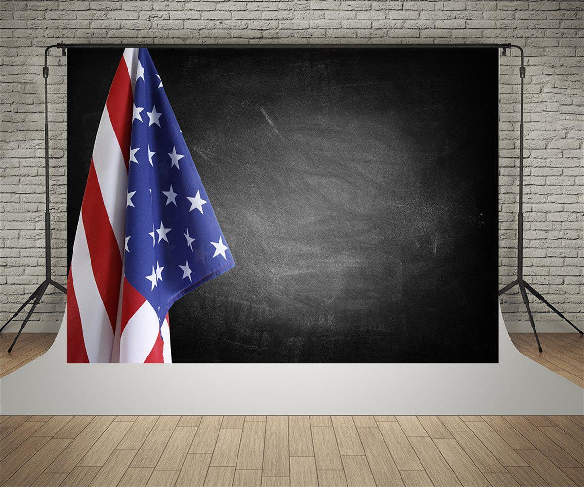 susu 7x5ft220x150cm us flag photography backdrops