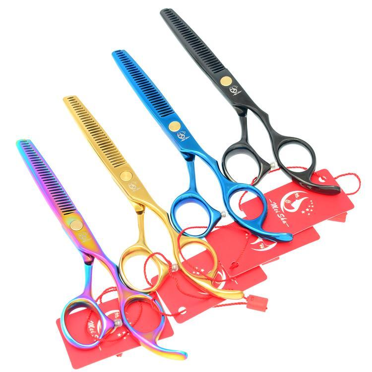 5.5Inch/6.0Inch Meisha Hair Thinning Scissors Professional Hairdressing Scissors JP440C Haircut Shears Barber Scissors for DIY Use,HA0087