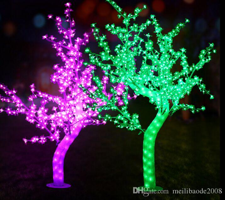 2017 NEW 1.5m/5ft Height Outdoor Artificial Christmas Cherry Blossom ...
