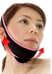 Hot Sale Facial Bandage Belt Shape And Lift Reduce Double Chin Face Mask Face Thining Band Slimming Wrap
