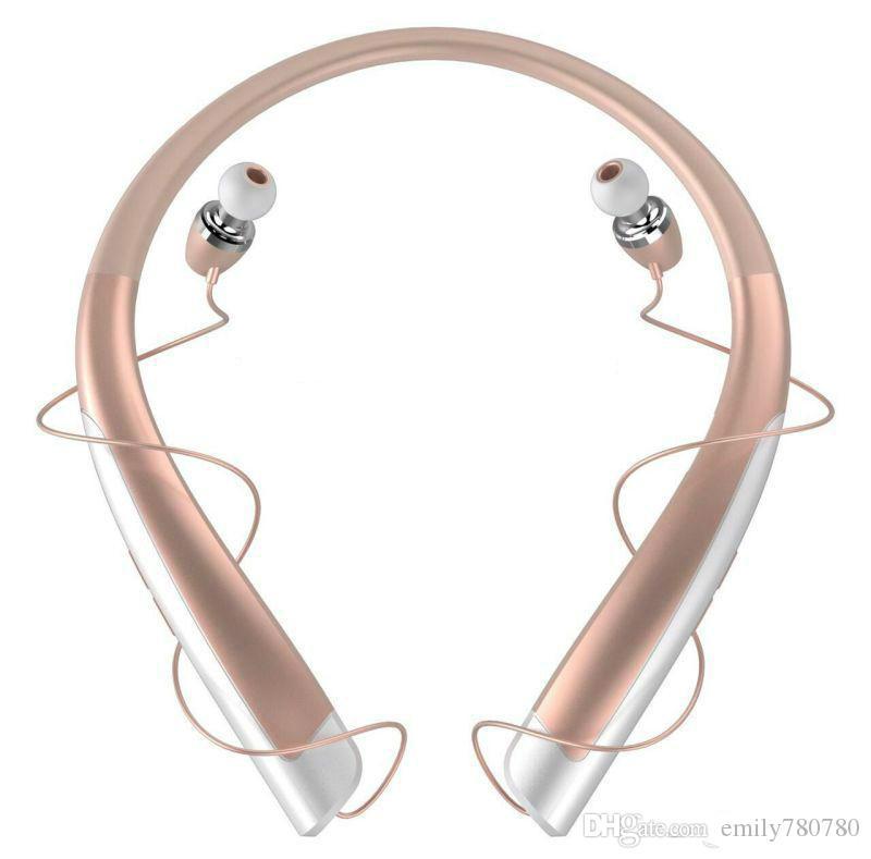 2017 New 4.1 HBS1100 HX1100 High Quality CSR4.1 Bluetooth Headset earphone for LG iPhone Samsung iphone7 7plus s7 s7edge