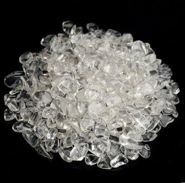 100g natürliche Mischung Farbe Achat Kristall Kies getrommelt Steine Entmagnetisierung
