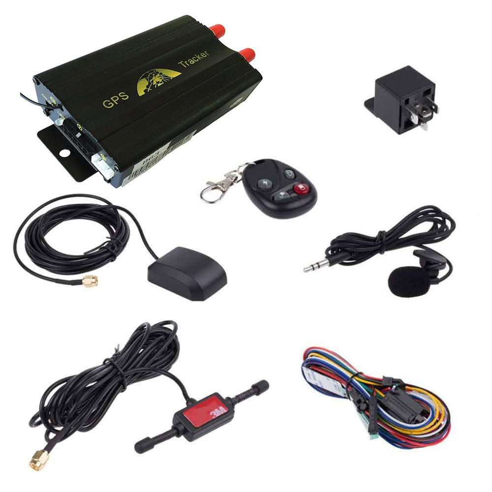 Car Auto Vehicle Tracking Device GPS/GSM/GPRS Tracker GPS TK103B with Remote Control