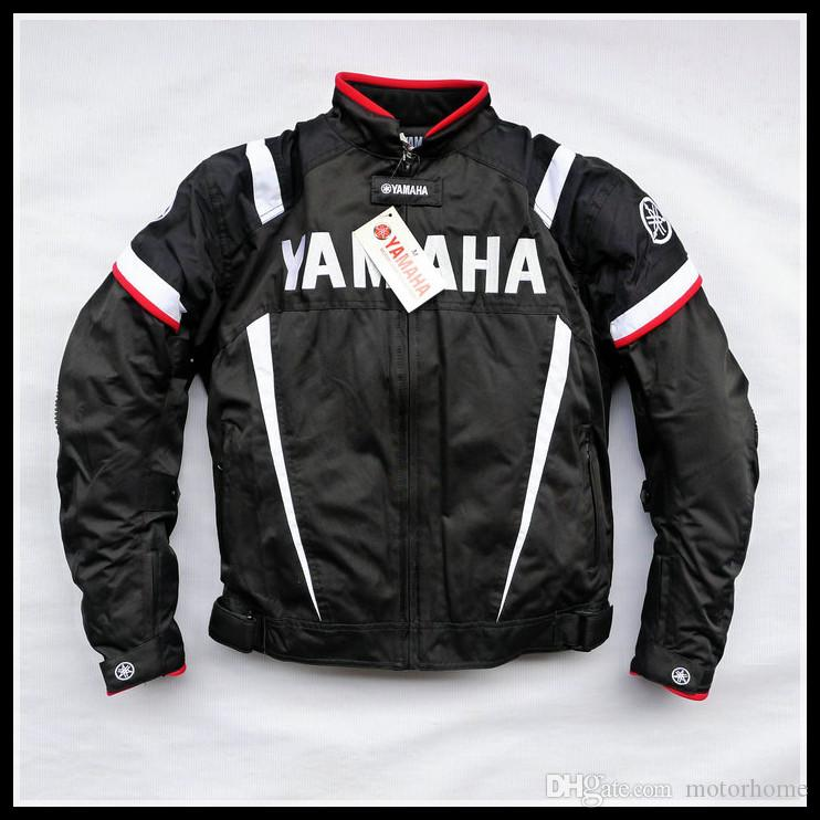 2017 New Style Yamaha Arrival Motorcycle Jacket Racing Autorcycle Motor Bike Jacke Summer Breathable Nice Black Red White From