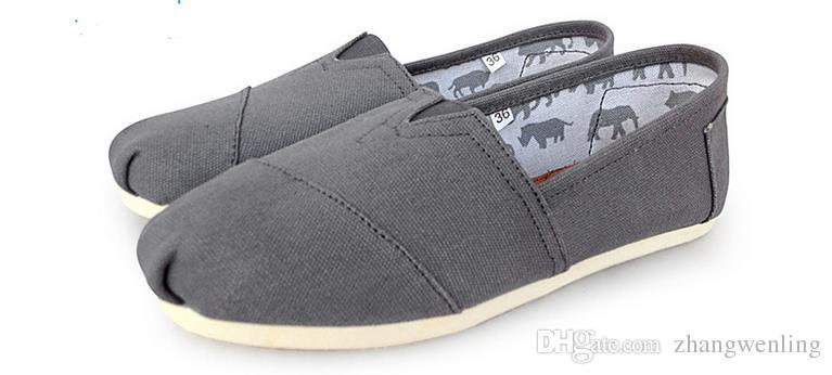 Mens Shoes Canvas Shoes