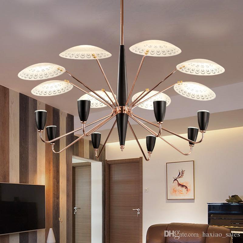 Discount Northern Europe Modern Pendant Light Living Room Fashion ...