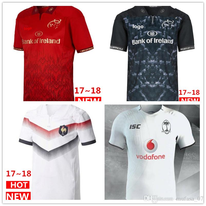 70dd9cb5975 Newest 2017 2018 Fiji Rugby Jersey 17 18 Muenster City Home And Away ...