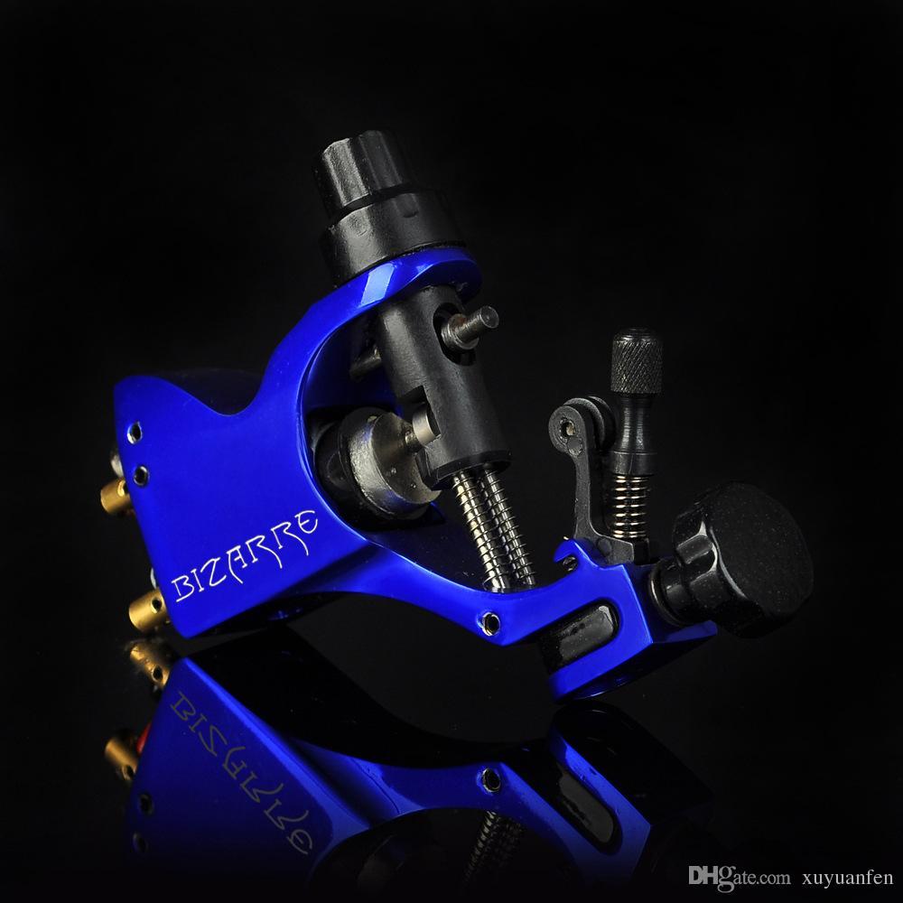 Chaude Rotatif Tatouage Machine Shader Liner Rotary Gun 6 Couleurs Assorties Tatoo Motor Gun Grips Kits Équipement de tatouage Livraison gratuite