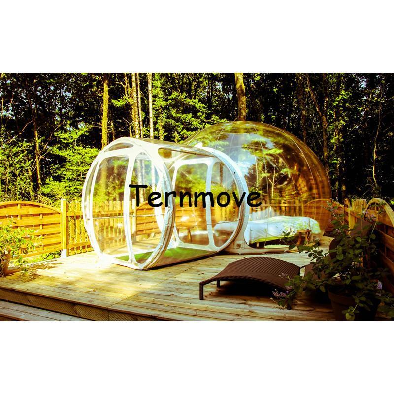 bubble tree tent