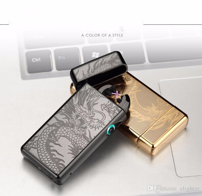 Accendino antivento accendino antivento accendino USB accendino a forma di accendino con accendino a forma di accendino USB