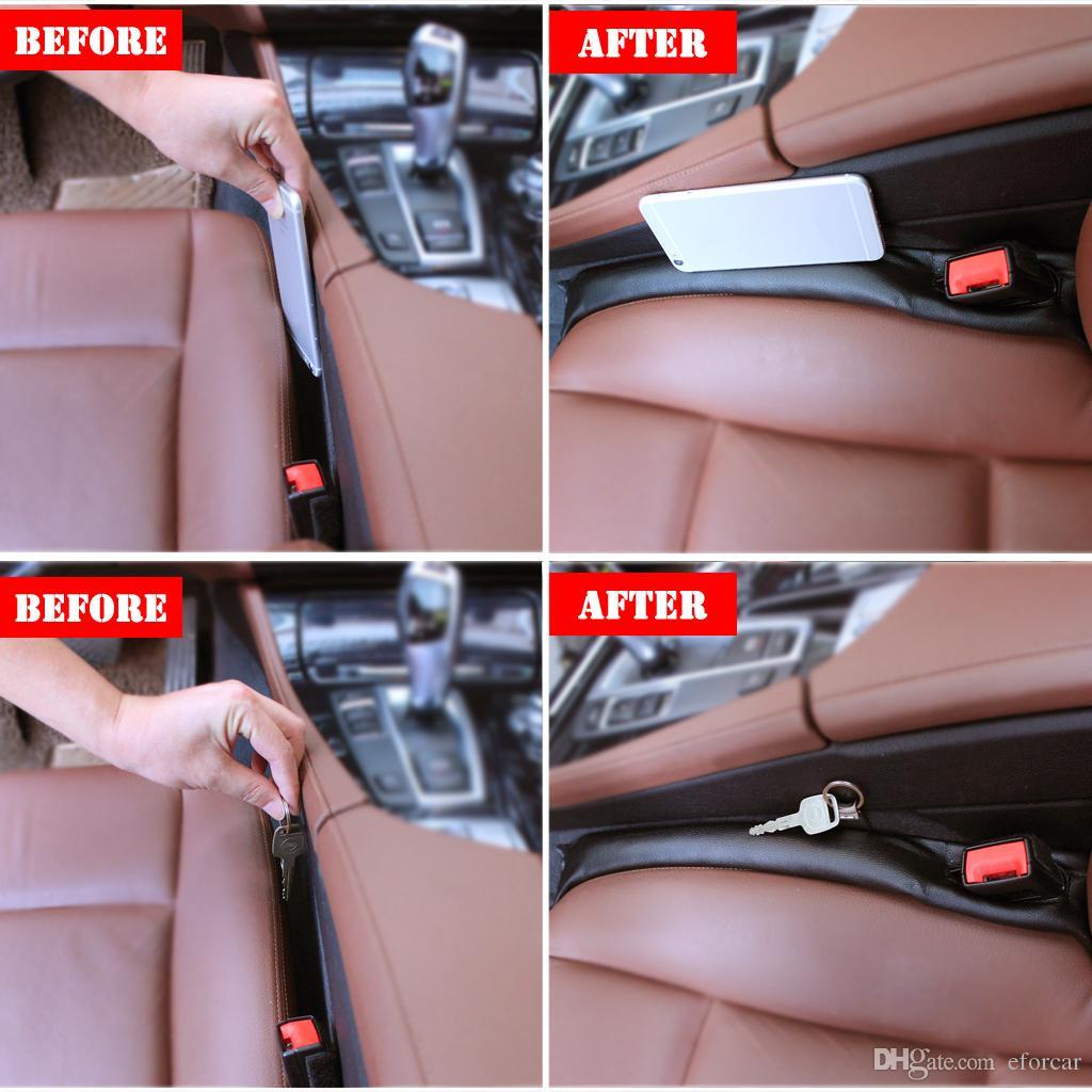 Assento de Carro Almofada de Travão de Mão Espaçador de Preenchimento de Enchimento Pad Auto Limpador de Rolha